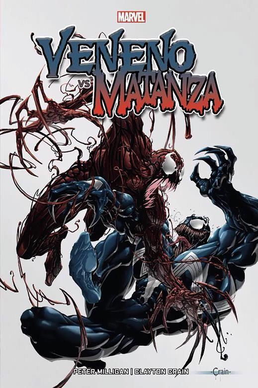 Veneno Vs. Matanza (Cómic 100% Marvel HC)