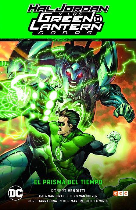 Hal Jordan y los Green Lantern Corps vol. 02: El prisma del tiempo