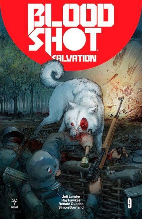 BLOODSHOT SALVATION 09