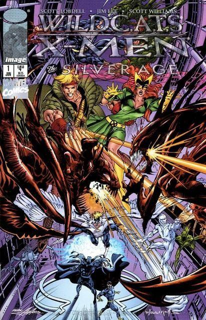 WildC.A.T.s/X-Men: The Silver Age