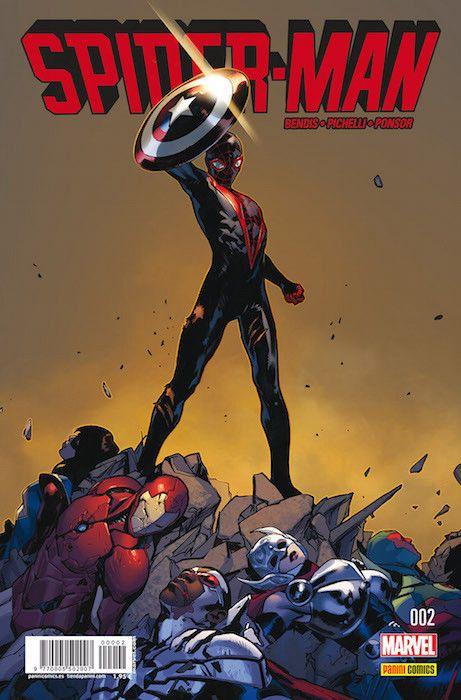 SPIDER-MAN 02