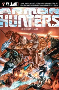 ARMOR HUNTERS (Ed. integral)