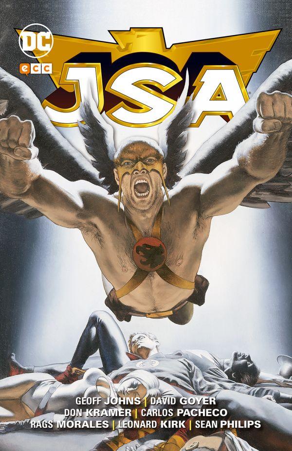 JSA de Johns núm. 06