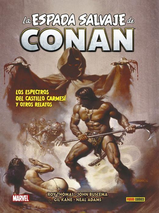 Biblioteca Conan. La Espada Salvaje de Conan 05
