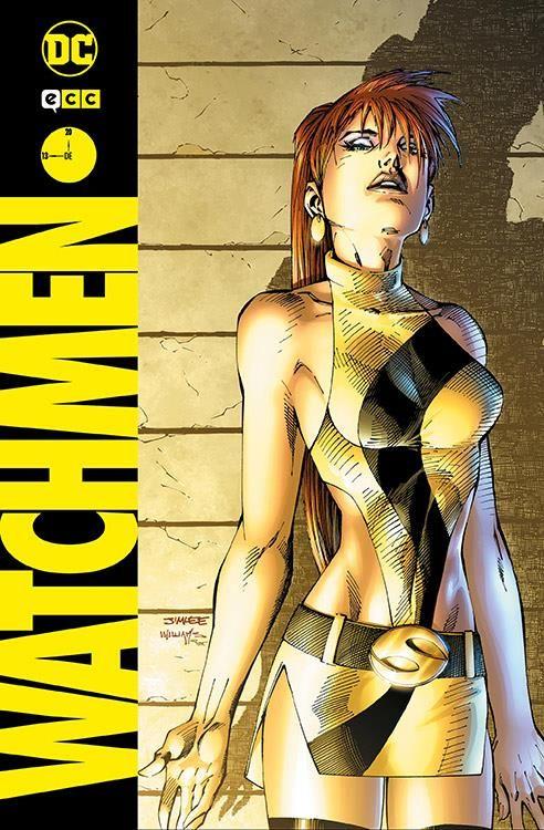 Coleccionable Watchmen 13 (de 20)