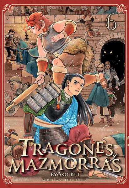 TRAGONES Y MAZMORRAS 06