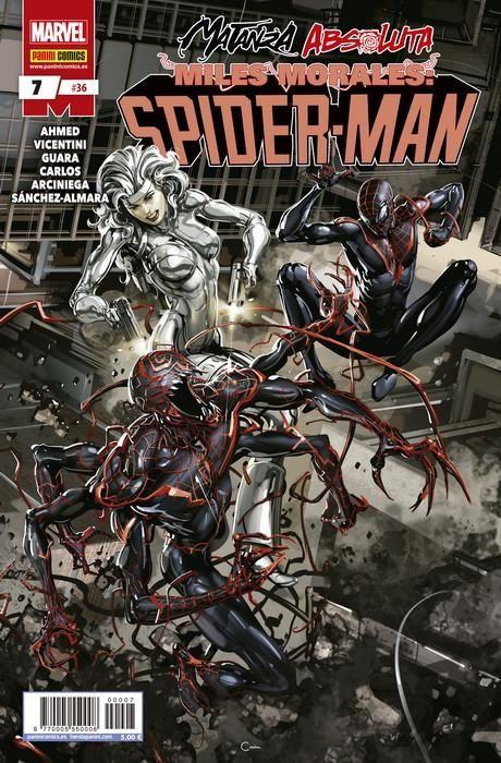 MILES MORALES: SPIDER-MAN 07