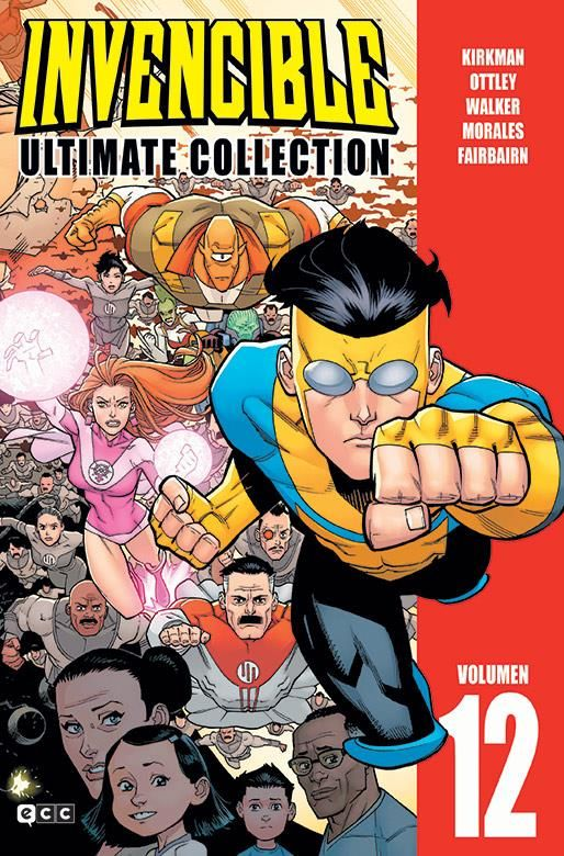 INVENCIBLE. ULTIMATE COLLECTION VOL. 12