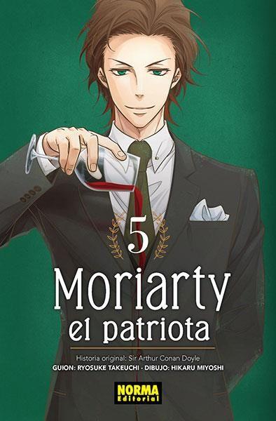 MORIARTY, EL PATRIOTA 05
