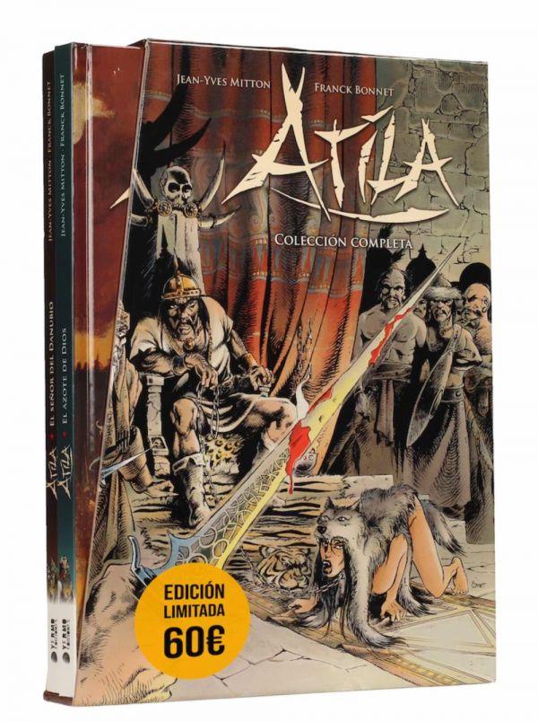 Atila Integral - Cofre Edición limitada