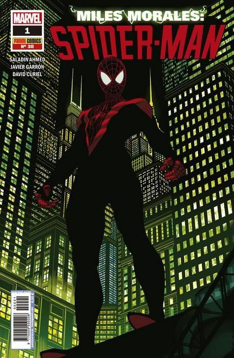 MILES MORALES: SPIDER-MAN 01