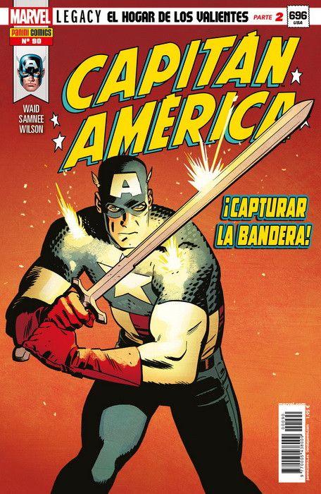 CAPITÁN AMÉRICA 90