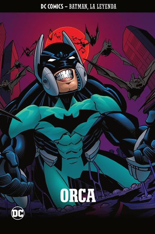 Batman, la leyenda 20: Orca