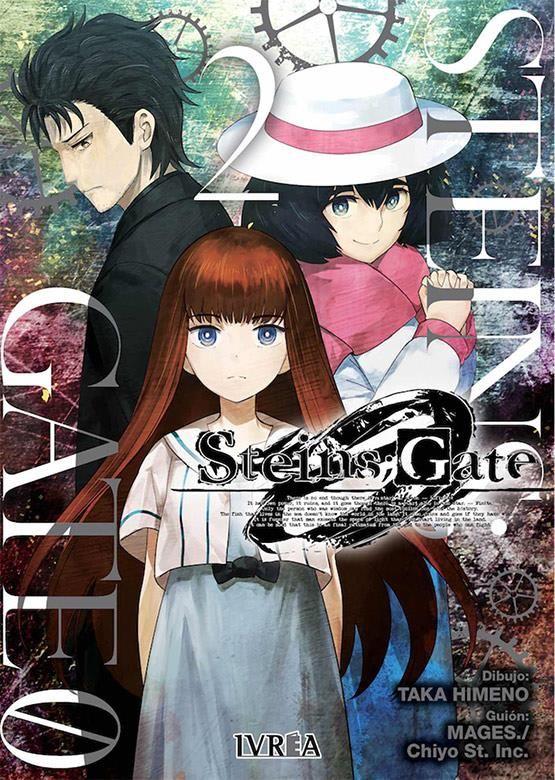 Steins;Gate 03 Zero 02
