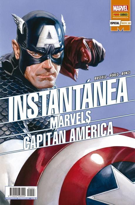 Instantánea Marvels 03. Capitán América