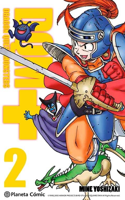 DRAGON QUEST. MONSTERS 02 (DE 05)