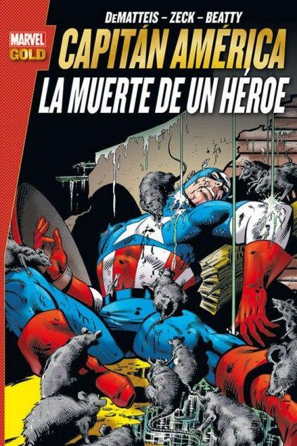 MARVEL GOLD. CAPITÁN AMÉRICA: LA MUERTE DE UN HÉROE