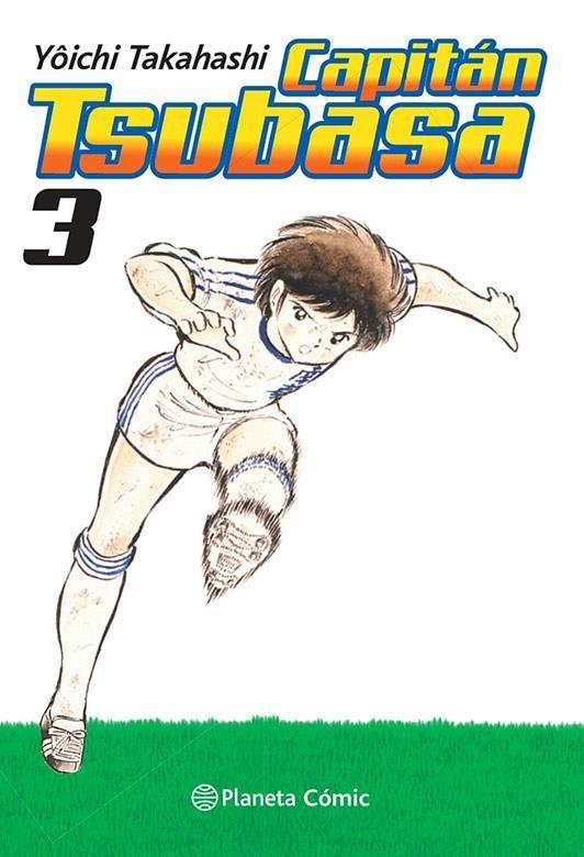 Capitán Tsubasa 03