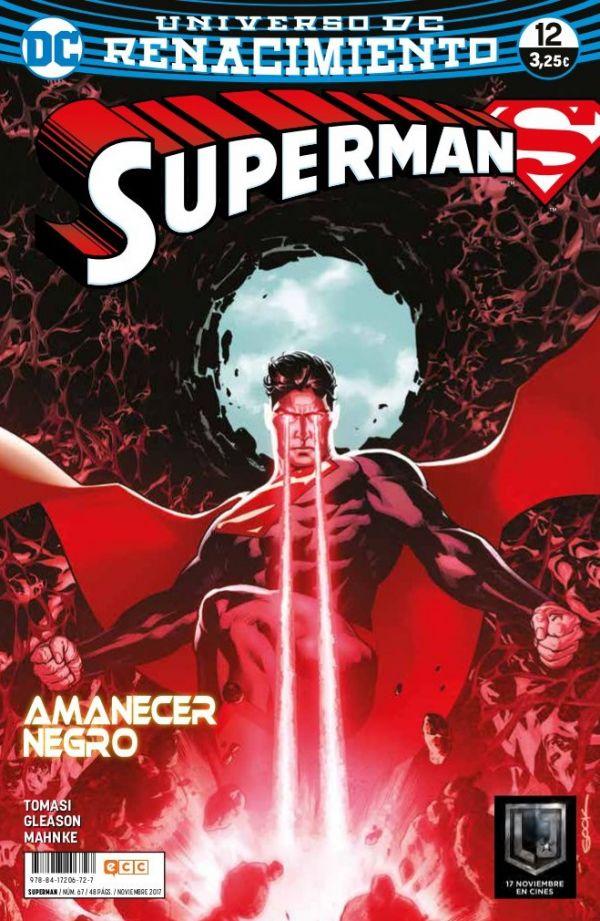 Superman núm. 12 (Renacimiento)