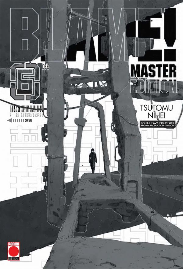 BLAME! MASTER EDITION 06