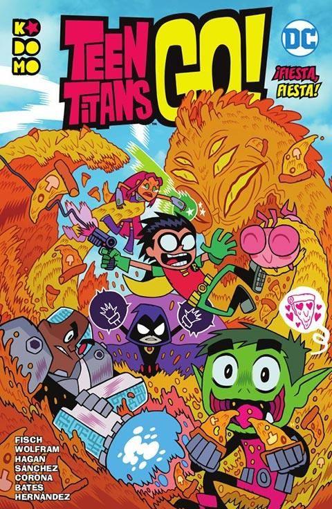 Teen Titans Go! núm. 01