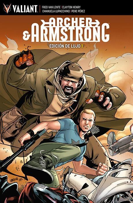LAS AVENTURAS DE ARCHER Y ARMSTRONG 01 (NUEVO PRECIO)