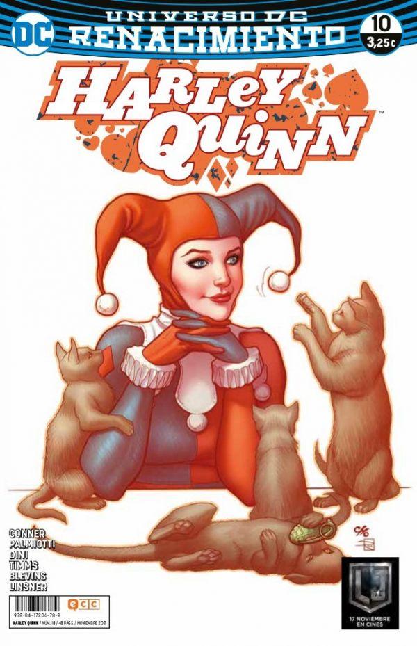 Harley Quinn núm. 10 (Renacimiento)