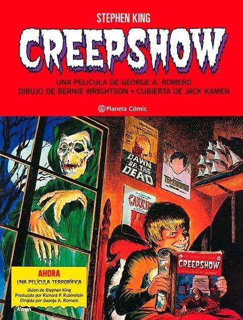 Creepshow de Stephen King y Bernie Wrightson