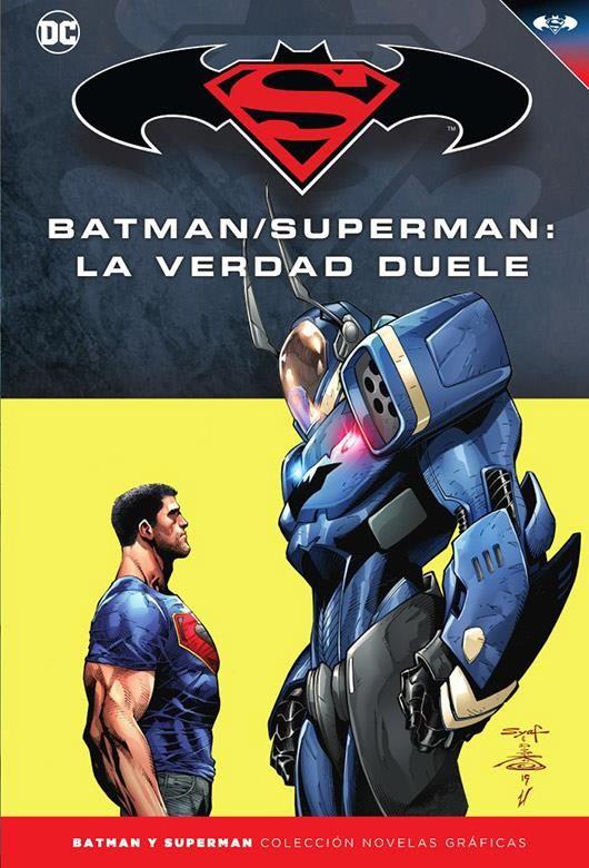 Novelas Gráficas Batman y Superman 77. Batman/Superman: La verdad duele