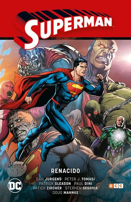 Superman vol. 04: Renacido