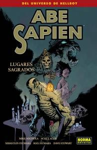 ABE SAPIEN 5