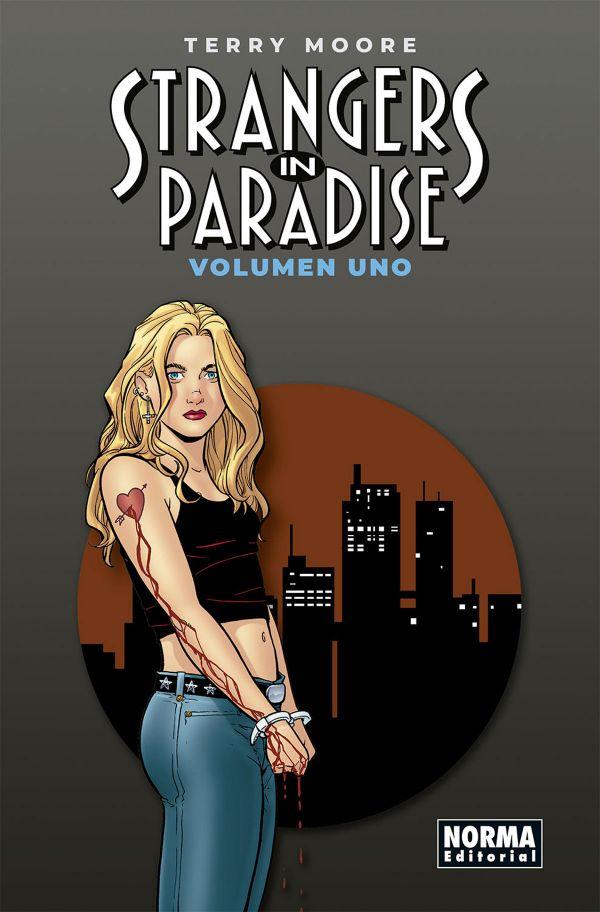STRANGERS IN PARADISE. EDICIÓN DE LUJO 01