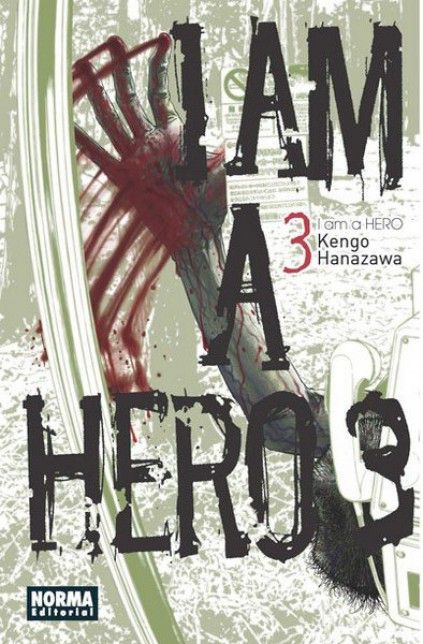 I AM A HERO 03