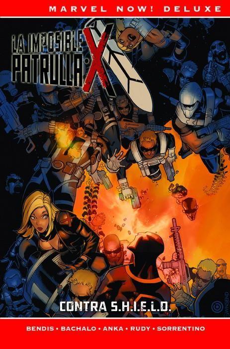 Marvel Now! Deluxe. La Patrulla-X de Bendis 05
