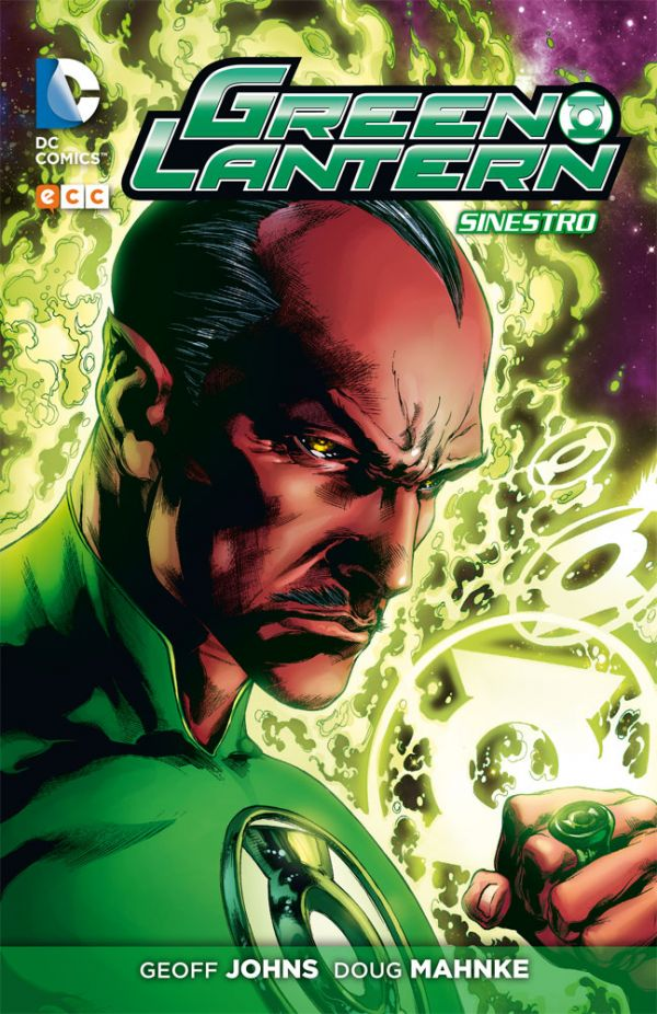 Green Lantern de Geoff Johns núm. 06: Sinestro