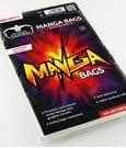 Fundas tamaño Manga con cierre reutilizable (100 unidades)