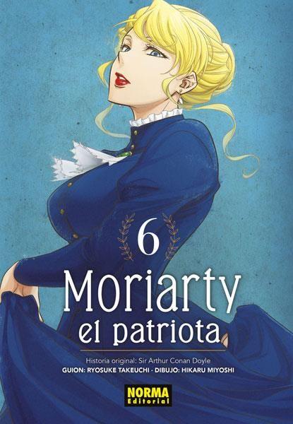 MORIARTY, EL PATRIOTA 06