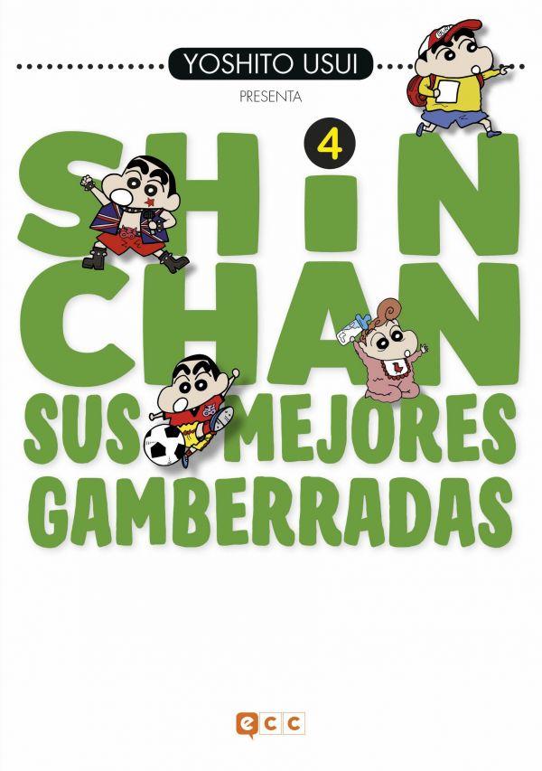 SHIN CHAN: Sus mejores gamberradas 04