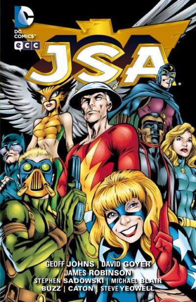 JSA de Johns núm. 02