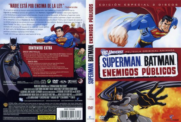 Superman/Batman: Enemigos públicos