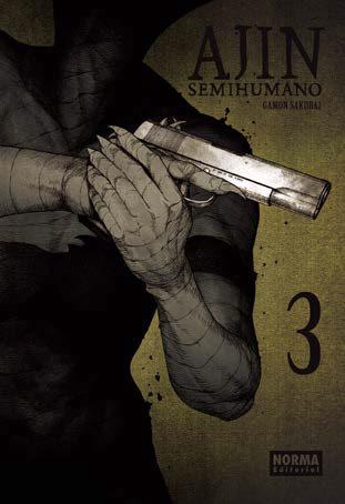 Ajin (Semihumano) 03