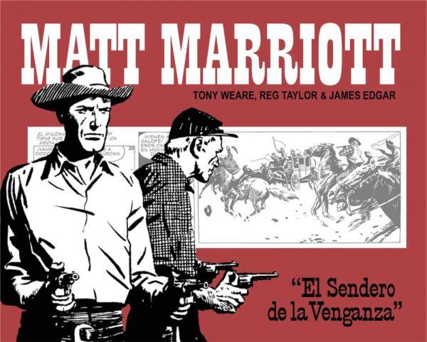 MATT MARRIOTT: EL SENDERO DE LA VENGANZA