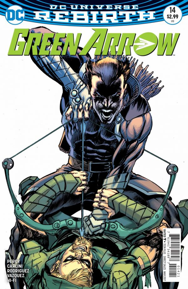 GREEN ARROW #14 (PORTADA VARIANTE DE NEAL ADAMS)