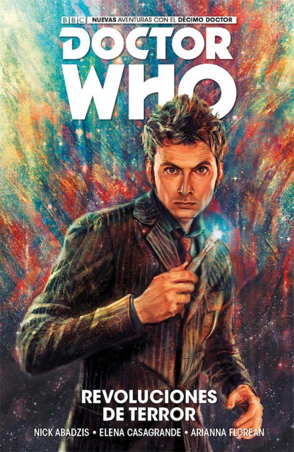 DOCTOR WHO: REVOLUCIONES DE TERROR