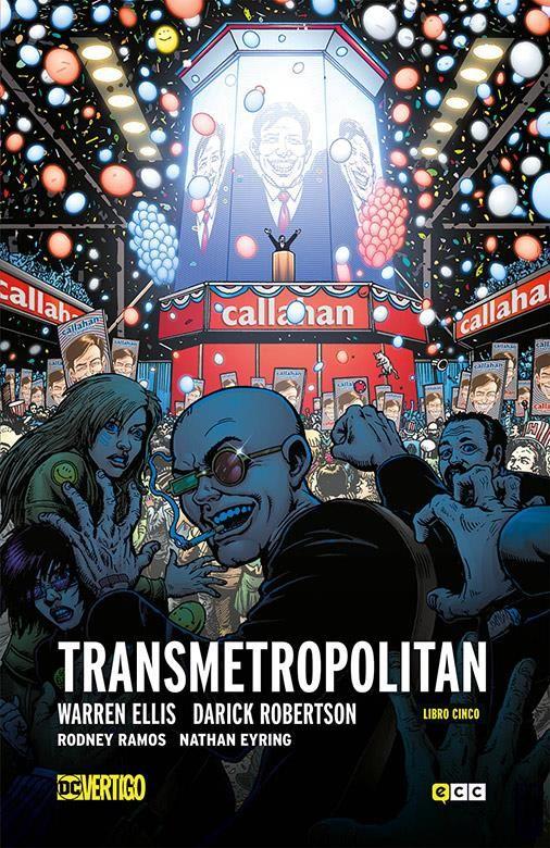 TRANSMETROPOLITAN 05 (DE 05)