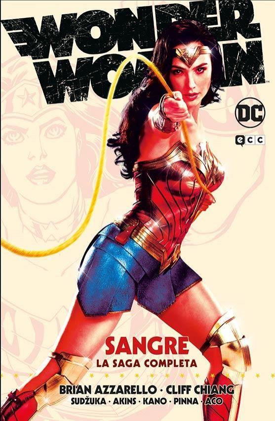 Wonder Woman: Sangre (La saga completa)