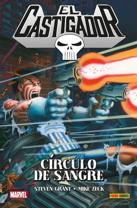100% Marvel HC. El Castigador: Círculo de Sangre