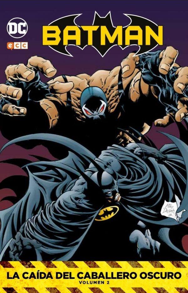 BATMAN: LA CAÍDA DEL CABALLERO OSCURO 02