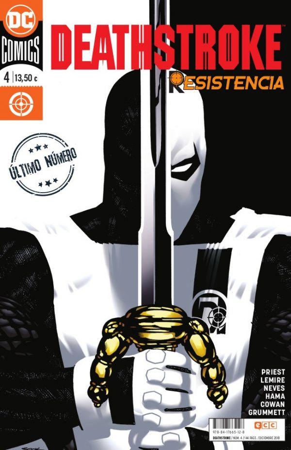 Deathstroke núm. 04