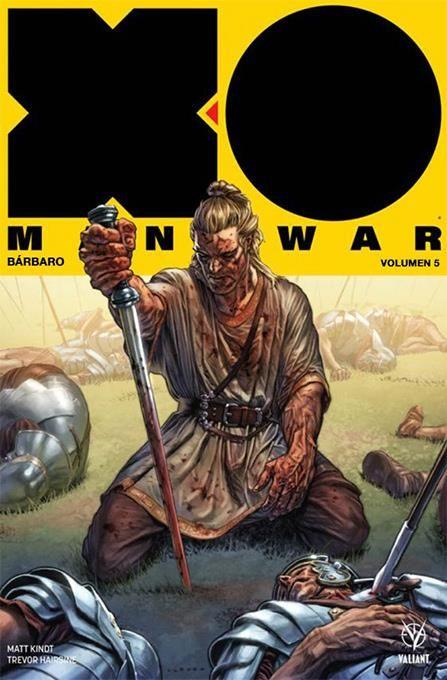 X-O MANOWAR 05